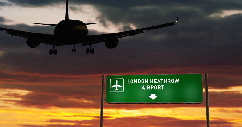 Derby to London Heathrow Airport Transfers